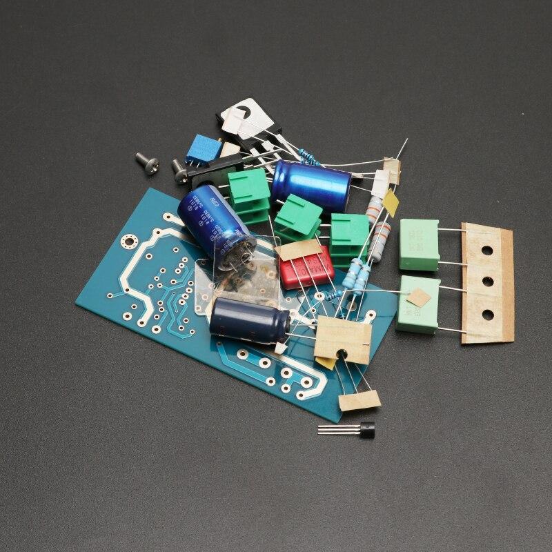 Kaolanhon 8W equivalente Clase AB amplificador pase-de un solo extremo Clase A efecto de campo tubo amplificador tablero super LM1875 1969