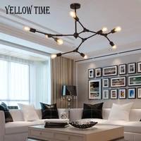 Lampe suspendue Art deco moderne pour linterieur  luminaire decoratif dinterieur  ideal pour un salon  une chambre a coucher ou une salle a manger  nouveaute  110 220v