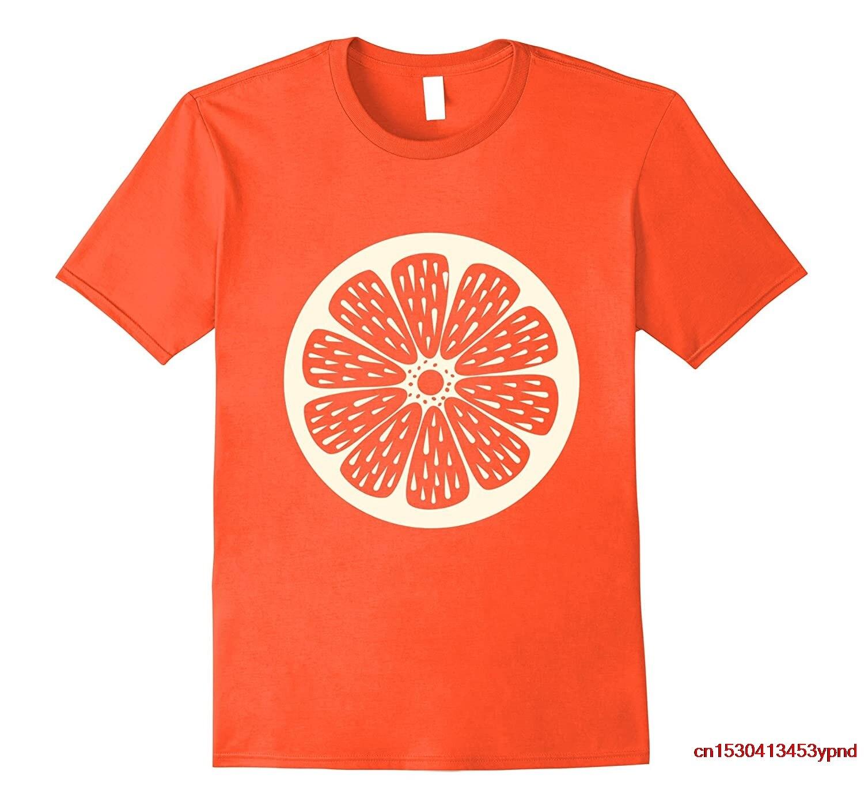 T-shirt homme pulpe de Fruit Orange mignon pas cher déguisement Halloween t-shirt-Rose chemise femme