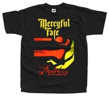 Mercyful Fate - Melissa T SHIRT S-5XL 100% cotton King Diamond