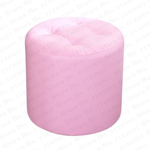 Fashion round bench creative leather stool sofa adult bench sex furinture vanity chair