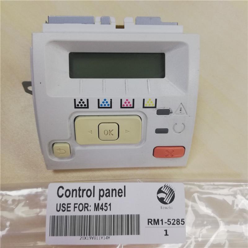 Painel de Controle para hp Reposição da Impressora Frete Grátis Original Novo M451 M351 Peças 1pc Rm1-5285 95%