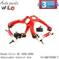 control arm for honda civic ek 1996 2000 suspension oscillating arm dog bone rear adjustable control arm