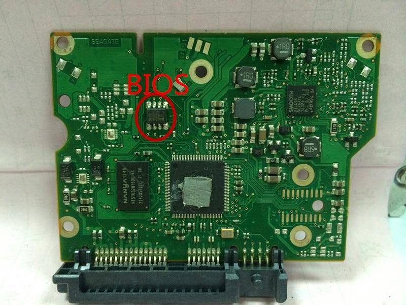 Original logic board main board st bord 100717520 st500dm002 st1000dm003 st2000dm001