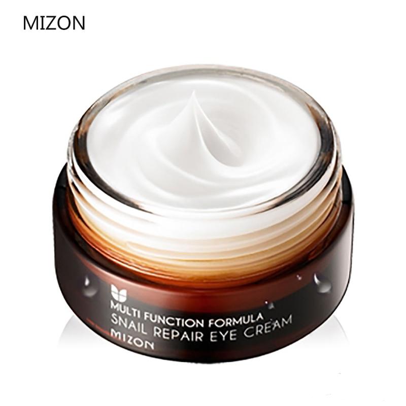 MIZON Snail Repair Eye Cream 25ml Snail Essence serum Eye Cream Anti Wrinkle Moisturizing Best Korea Cosmetics
