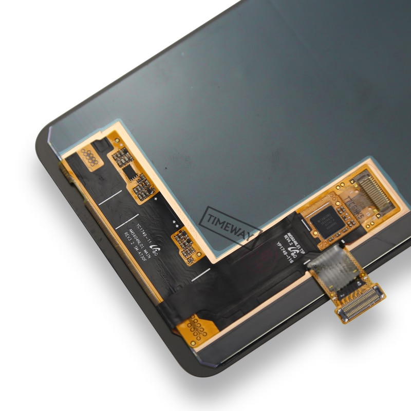 6'' For A8 plus 2018 A730 lcd display OEM quality good black Work good For mobile phone lcd screen replacement enlarge