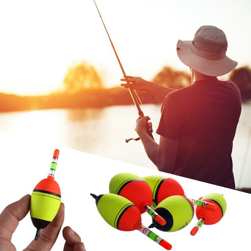 1/2/3 Pc Плавающий поплавок для рыбалки наивысшего качества EVA светящийся поплавок для рыбы, пена для приманки, может быть оснащен светильник, морской поплавок, низкая продажа 2020