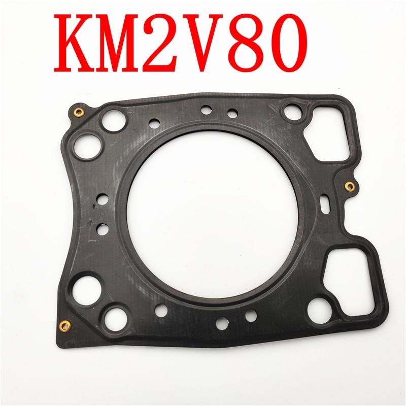 FOR KIPOR KDE12STA3 KDE12STA KDE12EA3 KDE12EA diesel generator KM2V80 Cylinder Head Gasket