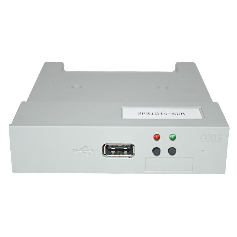 1pcs SFR1M44-SUE Gotek USB drive SWF and Chinese embroidery machines / floppy emulator / leitor / lector USB