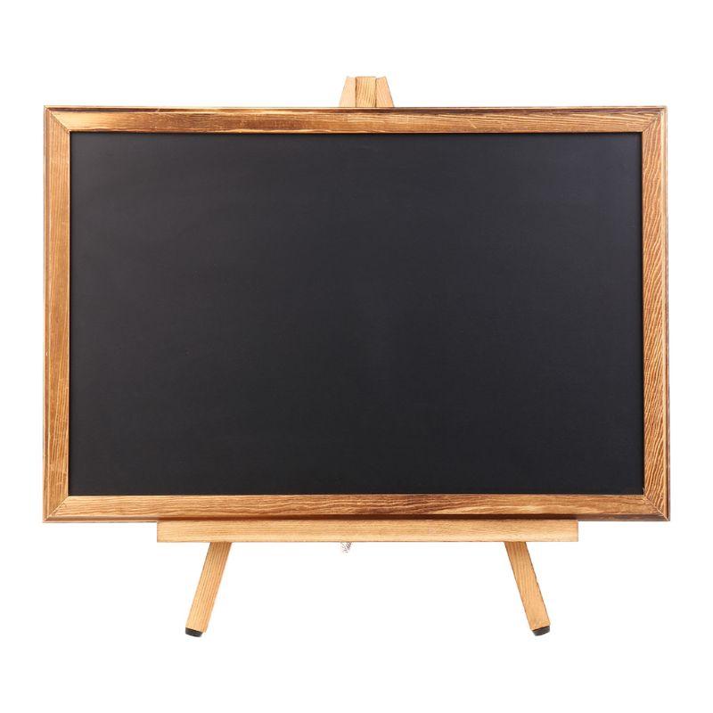 Desktop Memo Message Blackboard Easel Chalkboard Bracket Sketchpad Kids Writing Blackboard