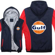 Golf Öl Hoodies Winter Männer Mode Wolle Liner Jacke Golf Öl Sweatshirts Männer Mantel