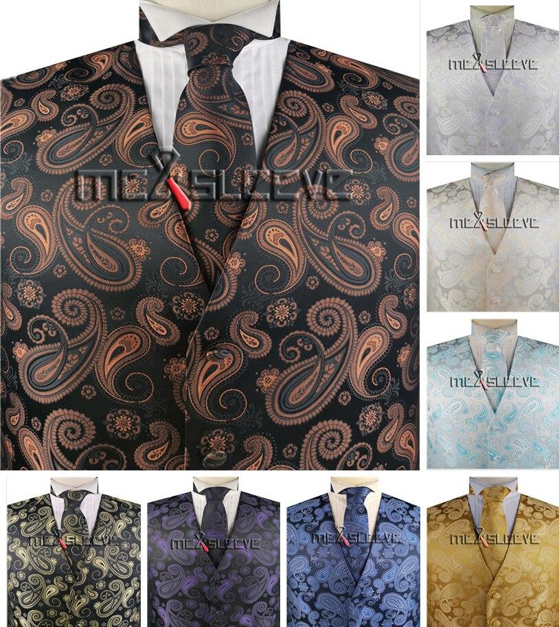 Мужской жилет для смокинга с галстуком, галстуком-бабочкой и накидкой, 4 шт.