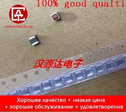10 pces real original novo ACL3225S-100K smd laminado alto-q indutor 1210 3225-10uh 10% 0.12a