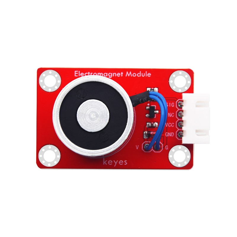 تيار مستمر مصاصة نوع الملف اللولبي وحدة الإلكترونية بنة الاستشعار مكافحة عكس التوصيل واجهة لاردوينو