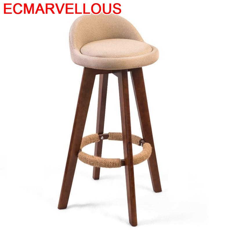 Промышленный барный стул, современный стул, барный стул