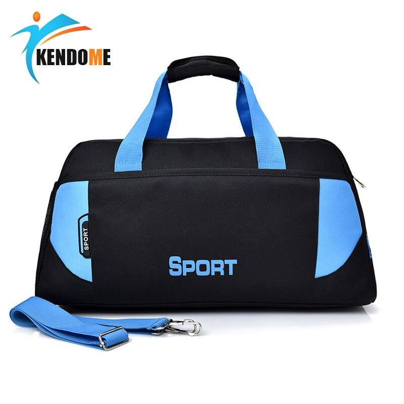 Nueva bolsa deportiva, bolsa de gimnasio de entrenamiento para hombres y mujeres, bolsas de Fitness impermeables, bolso de mano multifunción duradero, bolsa de Yoga para exteriores