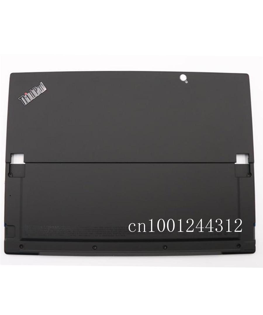 Новая Оригинальная задняя крышка для ноутбука Lenovo ThinkPad X1 Tablet 3rd Gen (тип 20KJ 20KK), ЖК-дисплей, 01AY259