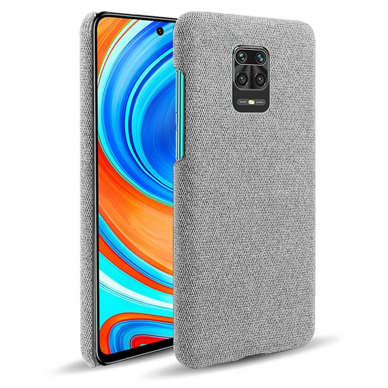 Redmi note 9 Pro 9s note9 note9Pro 9Pro Case Cloth Leather Hard Shockproof Cover For Xiaomi Redmi note 9 Pro 9s note9 note9Pro