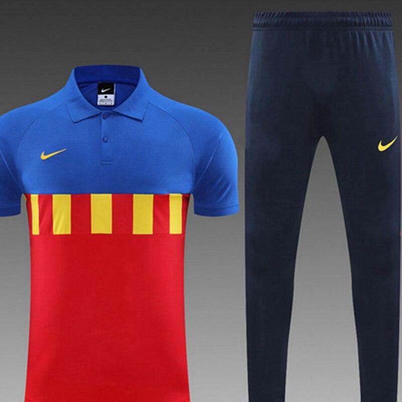 Camiseta de fútbol del S-XL de Barcelona para adultos, camiseta de fútbol...