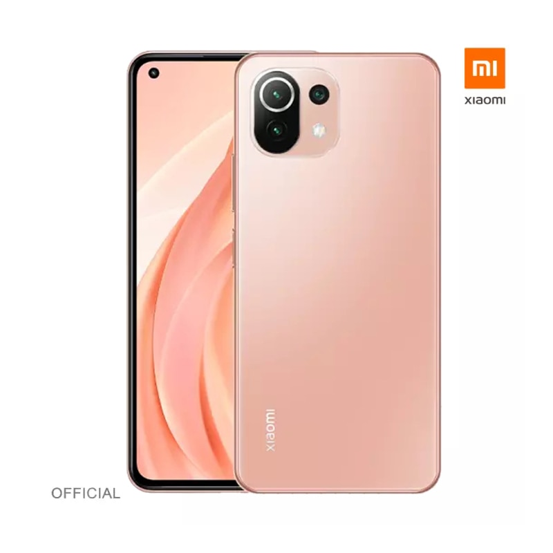 Global Version Xiaomi Mi 11 Lite Smartphone Snapdragon 732 Eight Core AMOLED Full Screen 64MP Pixel 33W With NFC Mobile Phone enlarge