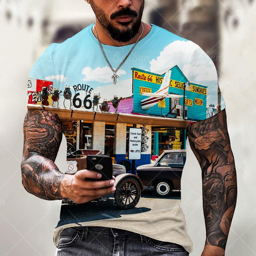 Летние Новые Модные топы с 3D принтом, уличная одежда, мужская футболка, мужские повседневные пуловеры, мужские футболки, одежда