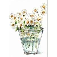 5D FLEURS BRICOLAGE Daisy Rond Complet Diamant Peinture Colore A La Main Point De Croix Broderie Mosaique Maison Chambre Decoration Murale