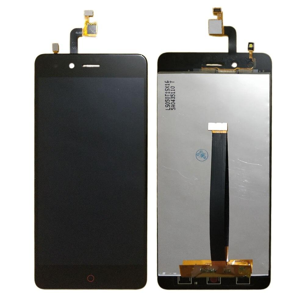 Lcd para zte nubia z11 mini nx529 nx529j lcd screen display toque digitador assembléia para nubia z11minis nx549 z11mini s lcd