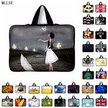 9.7 10 10.1 11.6 12 13 13.3 14 14.4 15 15.6 17 17.3 inch laptop bag netbook sleeve case notebook cov