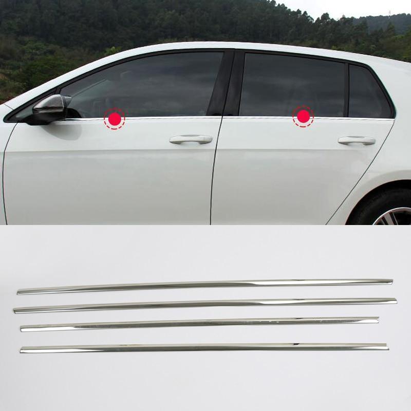 Ajuste para VW Volkswagen Golf 7 Mk7 2013-2019 Auto Accesorios Coche de...