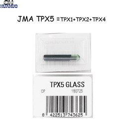 Chave do carro chip de vidro tpx5 chip transponder cloner clone chip = tpx1 (4c) + tpx2 (4d) + tpx4 (46)