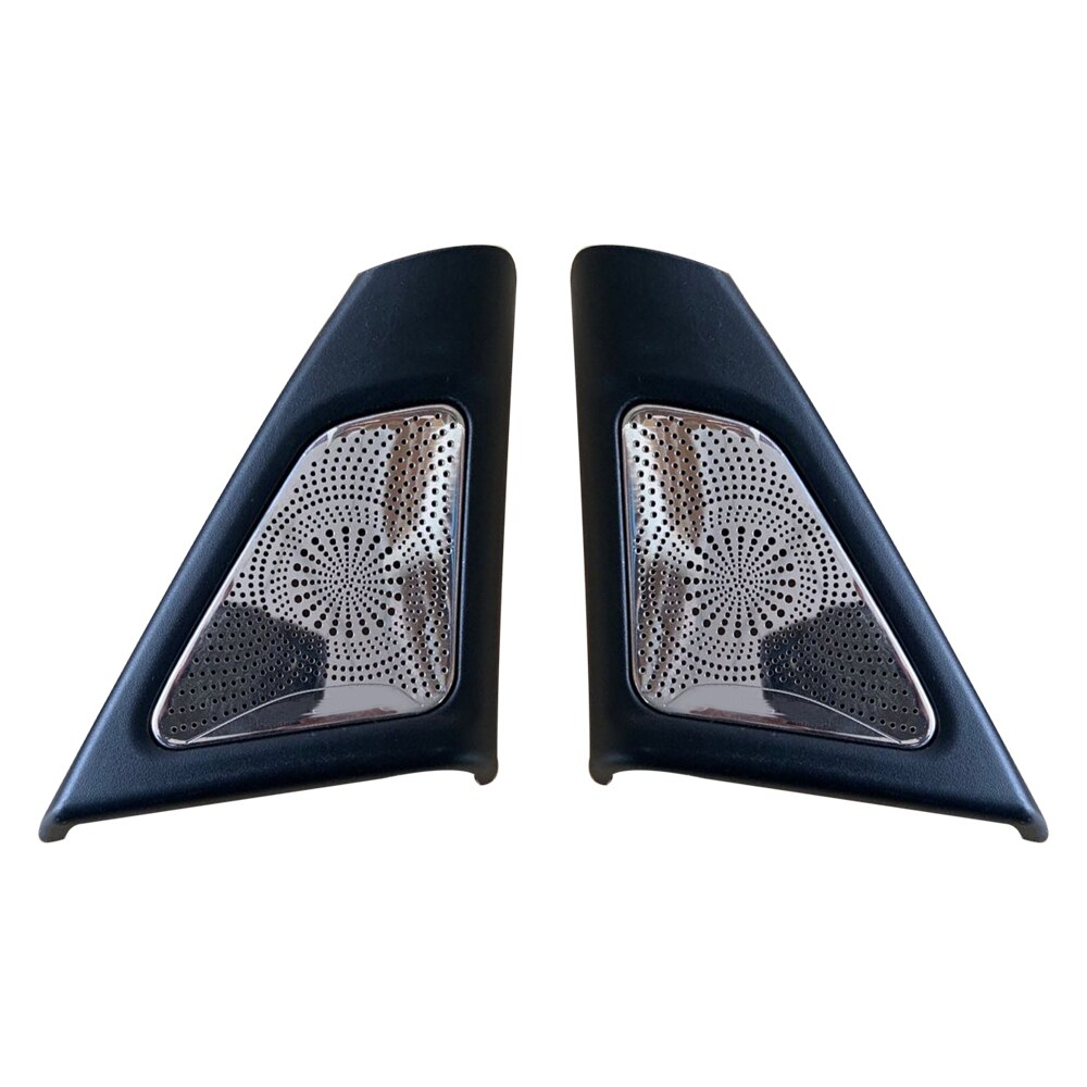 front tweeter cover for bmw f10 f11 5 series speakers Tweeter cover for upgrading hifi audio protection cover