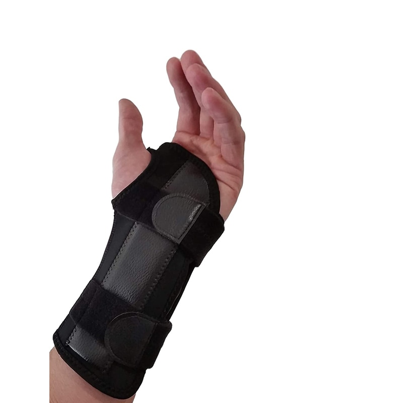Carpal Tunnel Wrist Brace Night Support Wrist Splint Arm Stabilizer Relief Pain Speed Recovery Hand Protector Right Left Hand