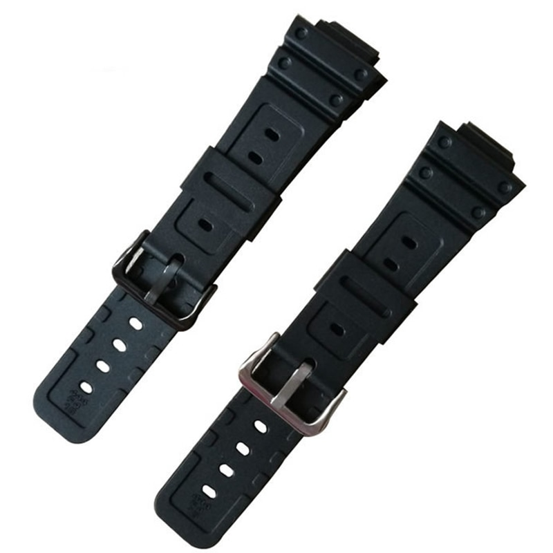 Ремешок для часов G-shock GW-M5610 DW-6900 GW-M5600 G5700 резиновый ремешок интерфейс covex 16 мм pu ремешок для часов