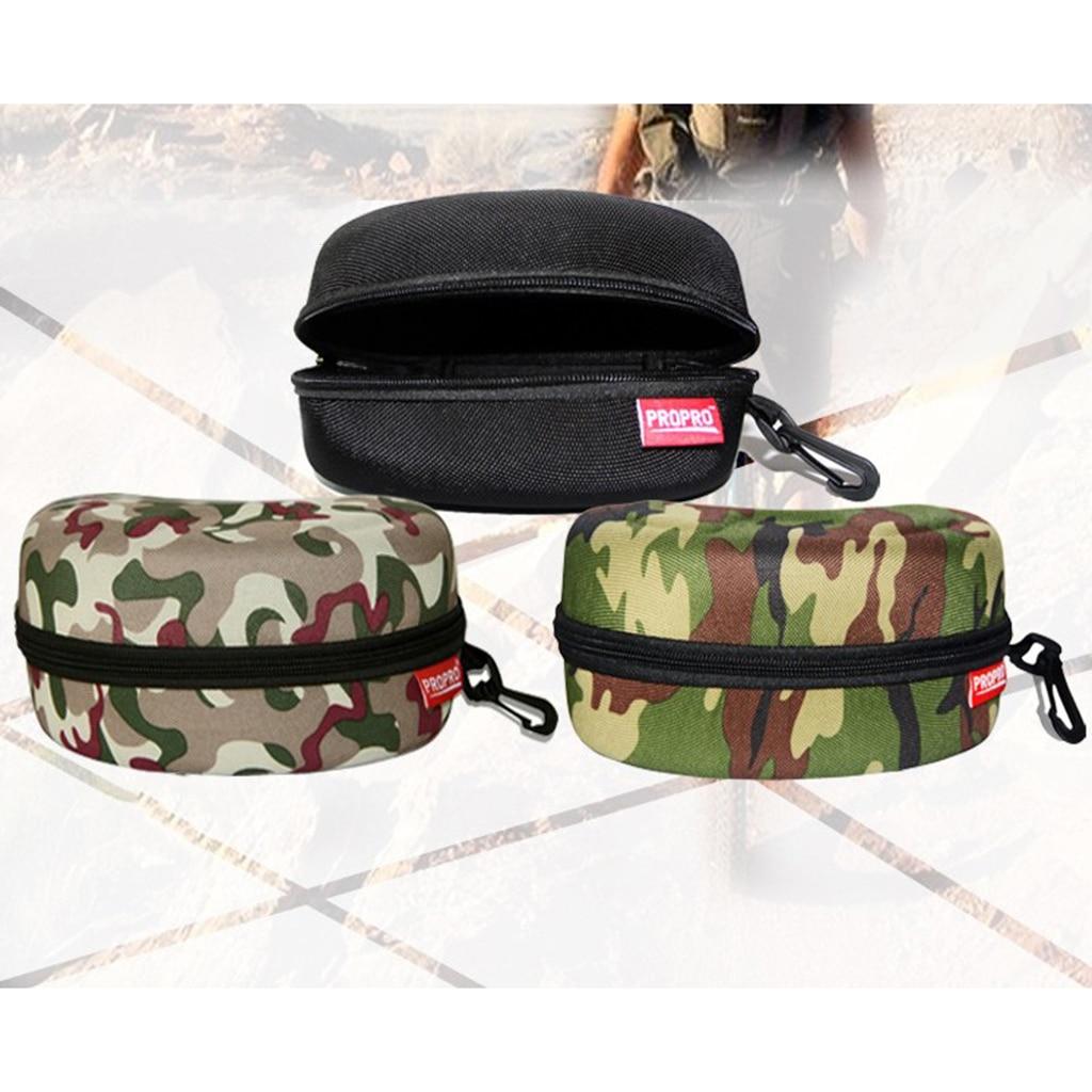 Ski Snowboard Glasses Sunglasses Case Safety Goggle Storage Bag Carry Pouch Goggle Case