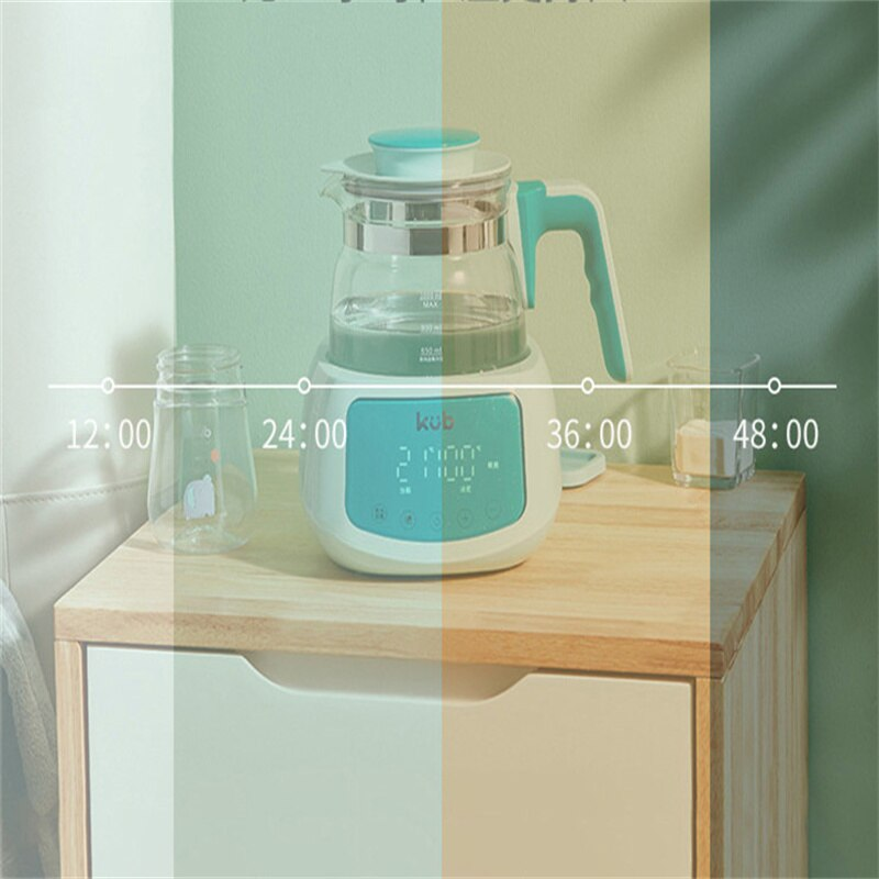 2021 Newest  Thermostatic Kettle  Intelligent Milk Preparation Machine  Baby Bottle Warmer enlarge