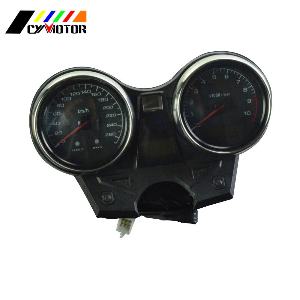 De la motocicleta indicadores de velocímetro cuentakilómetros tacómetro para HONDA CB1300 CB 1300, 2004, 2005, 2006, 2007, 2008 04 05 06-08