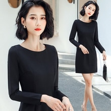 Spring and Summer Business Dress 2021 New Fashion Temperament Goddess Style Work Clothes Jewelry Sho