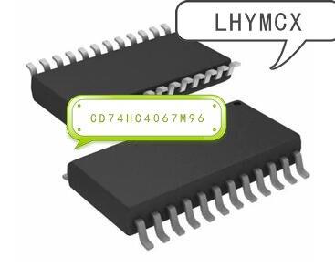 ¿10 piezas CD74HC4067M96 CD74HC4067 74HC4067 SOP-24 IC?