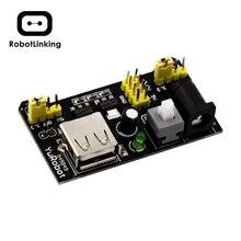 Power Supply Module 3.3V/5V For Arduino Board Solderless Breadboard