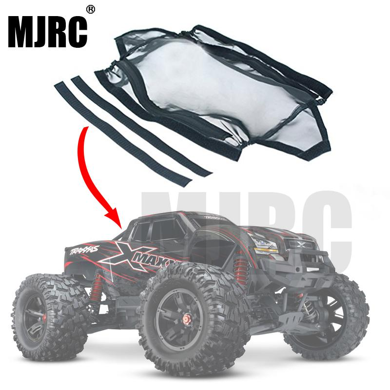 1/5 Traxxas X-MAXX XMAXX 77076-4 cubierta impermeable protección chasis a prueba de polvo y arena cubierta para Rc autopartes XMAXX