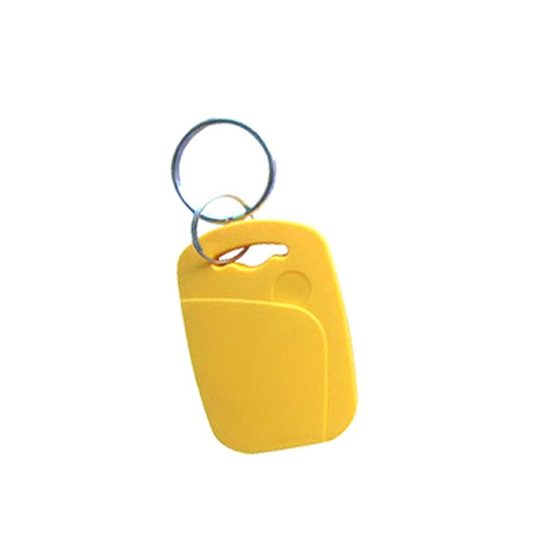 100pcs UID+T5577 Rewritable Composite Key Tags Keyfob Dual Chip Frequency RFID 125KHZ  EM4305+13.56MHZ Changeable Writable enlarge