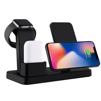charging dock stand for iphone 12 11 xs max xr x 8 plus airpods pro apple watch se 6 5 4 3 fast wireless charger station
