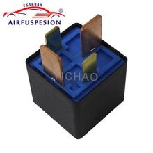 랜드 로버 디스커버리 3 4 용 에어 서스펜션 압축기 펌프 릴레이 레인지 로버 스포츠 용 LR3 LR4 LR023964 LR015303 YWB500220 12V
