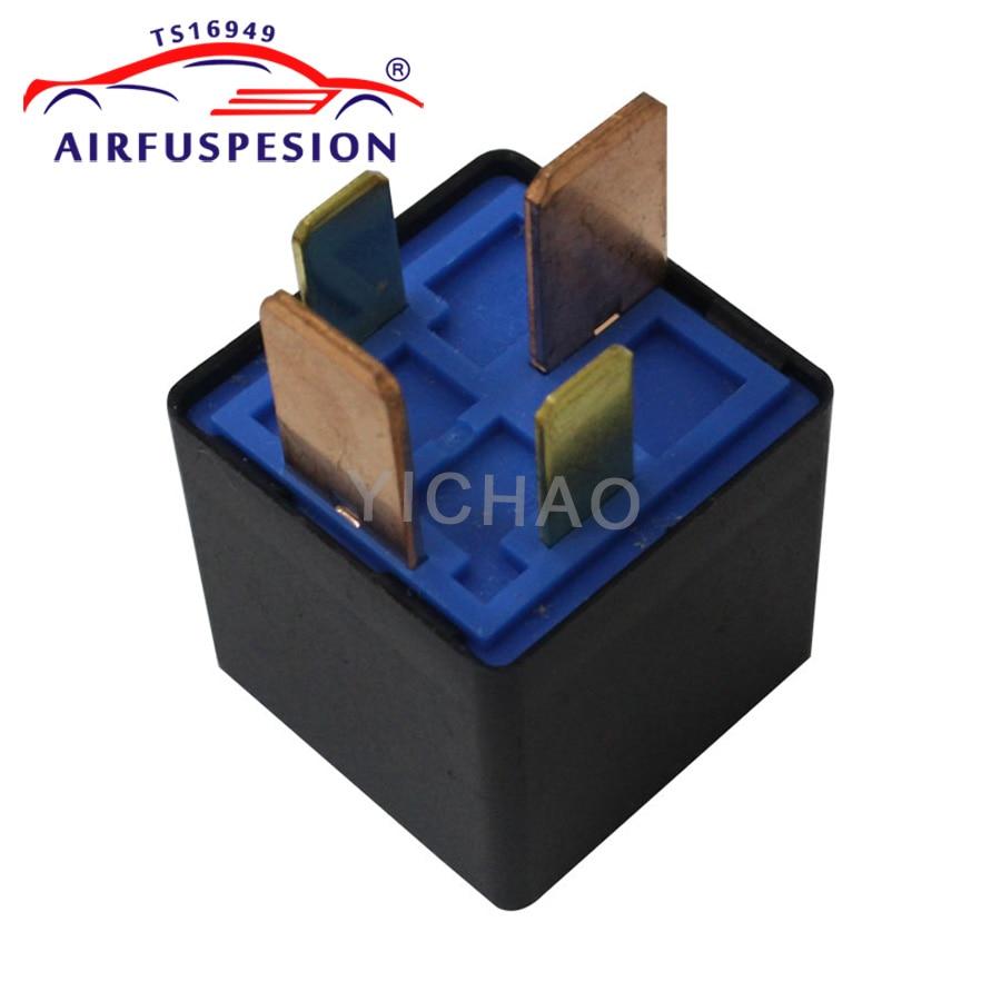 Air Suspension Compressor Pump Relay For Land Rover discovery 3 4 LR3 LR4 for Range Rover Sport LR023964 LR015303 YWB500220 12V
