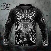 plstar cosmos 3dprint newest viking tattoo funny unique menwomen premium harajuku casual streetwear hoodieszipsweatshirt t 19
