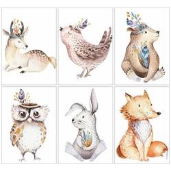 Huacan 5d diy pintura diamante animal mosaico coruja diamante arte broca cheia bordado raposa decorações para casa