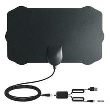 Antenne TV numérique HD Skywire 4K, portée de 960 miles, HD 1080p, 3m, amplificateur à câble coaxial, Europe et amérique