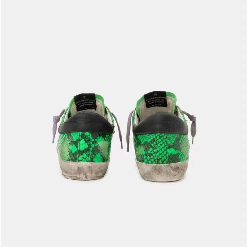 2021 Autumn New Kids Shoes Print Head Layer Cowhide Retro Distressed Small Dirty  Fashion Casual Parent-child Sneakers QZ27 enlarge