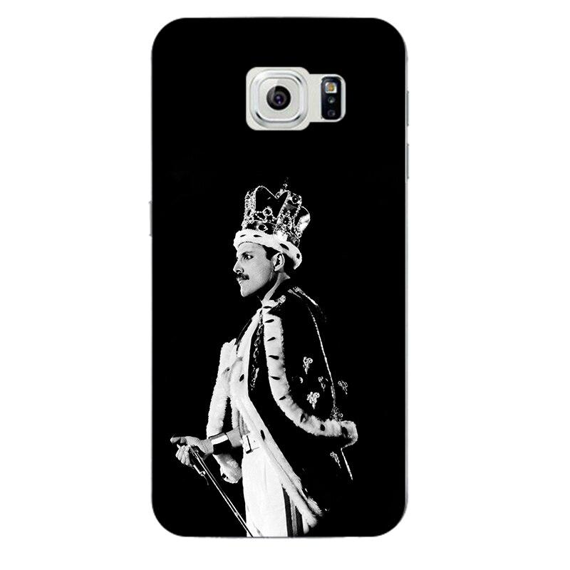 Freddie Mercury Königin band silikon Malerei Fall Für Huawei Y3C Y336 Y541 Y5C Y3 Y5 Y6 II kompakte GT3 GR3 GR5 2017 Telefon Abdeckung