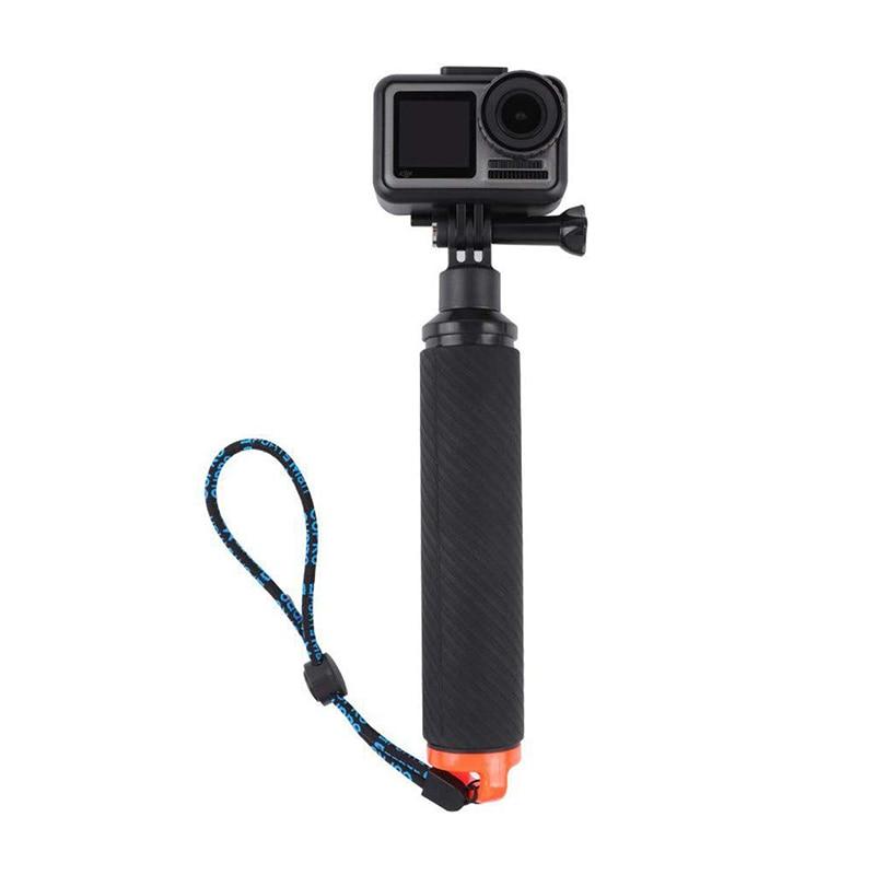 Floating Bobber Grip Pistol Trigger Set for GoPro Hero 6 5 7 Yi 4K SJCAM SJ4000 H9r Cam Phone Dome Go Pro Accessory